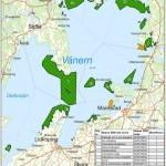 21 miljoner till naturvårdsprojekt i Vänern