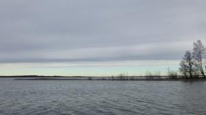 Dagsholmens nordvästra udde