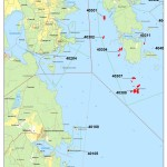 Karta 3 - Nordöstra Värmlandssjön