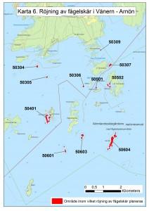 Karta 6 - Arnön