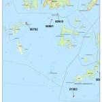 Karta 7 - Kristinehamns skärgård väst