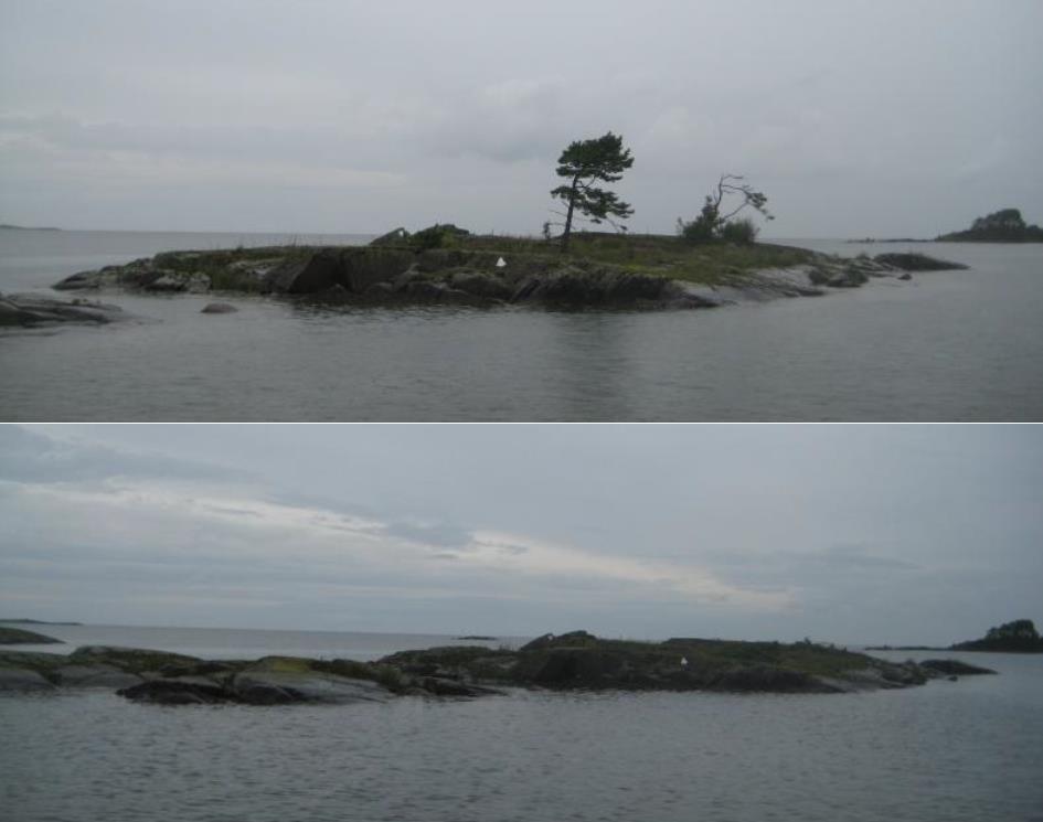 Kållands skärgärdar - Bockholmens skär, id 90625