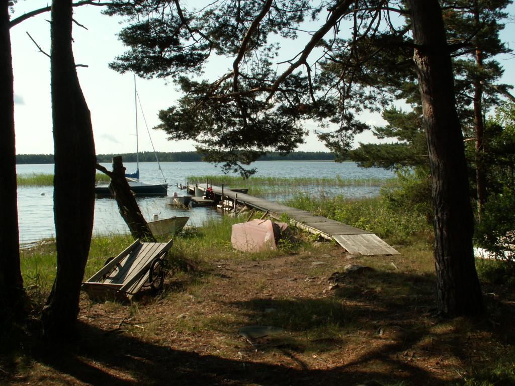 Kalvö krontorp (gamla bryggan)